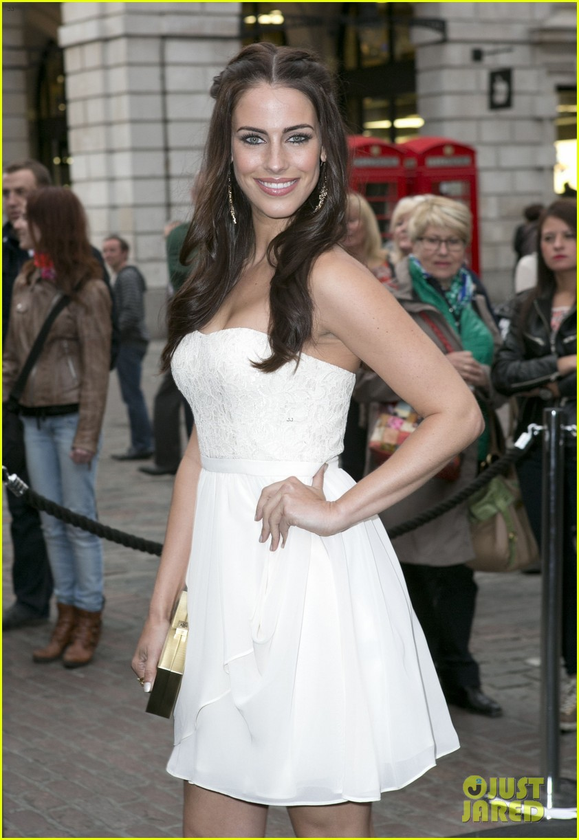 jessica lowndes thom evans casio london birthday party 02