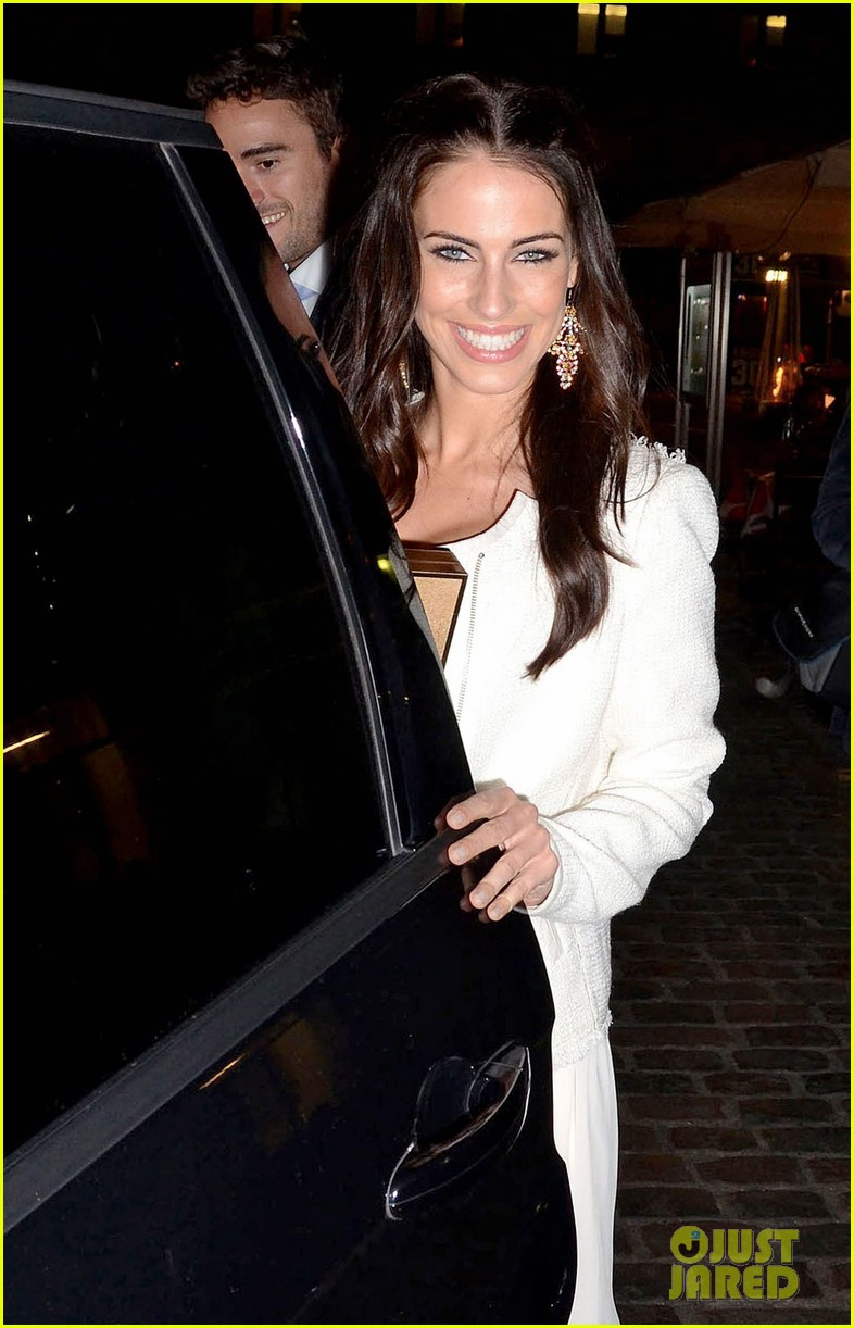 jessica lowndes thom evans casio london birthday party 152867107