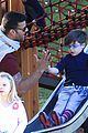 ricky martin bronte park with the twins 10