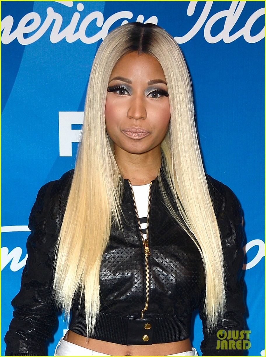 nicki minaj american idol finale press room photos 022872081