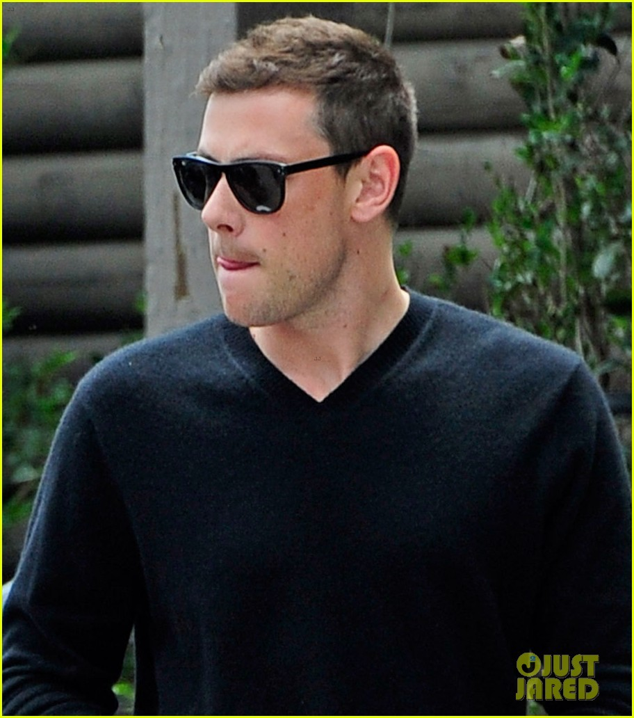 cory monteith steps out after glee creative twist revealed 04