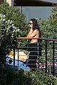 demi moore rocks bikini poolside in malibu 15