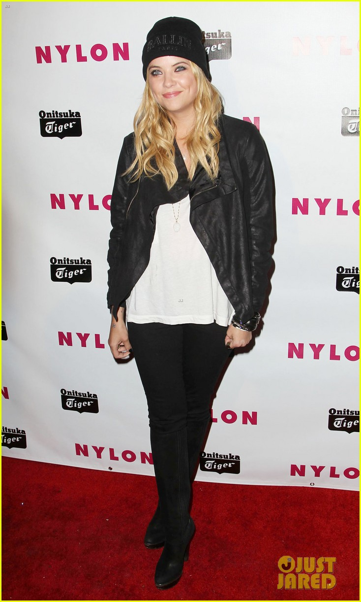 chloe moretz nylon young hollywood party 24