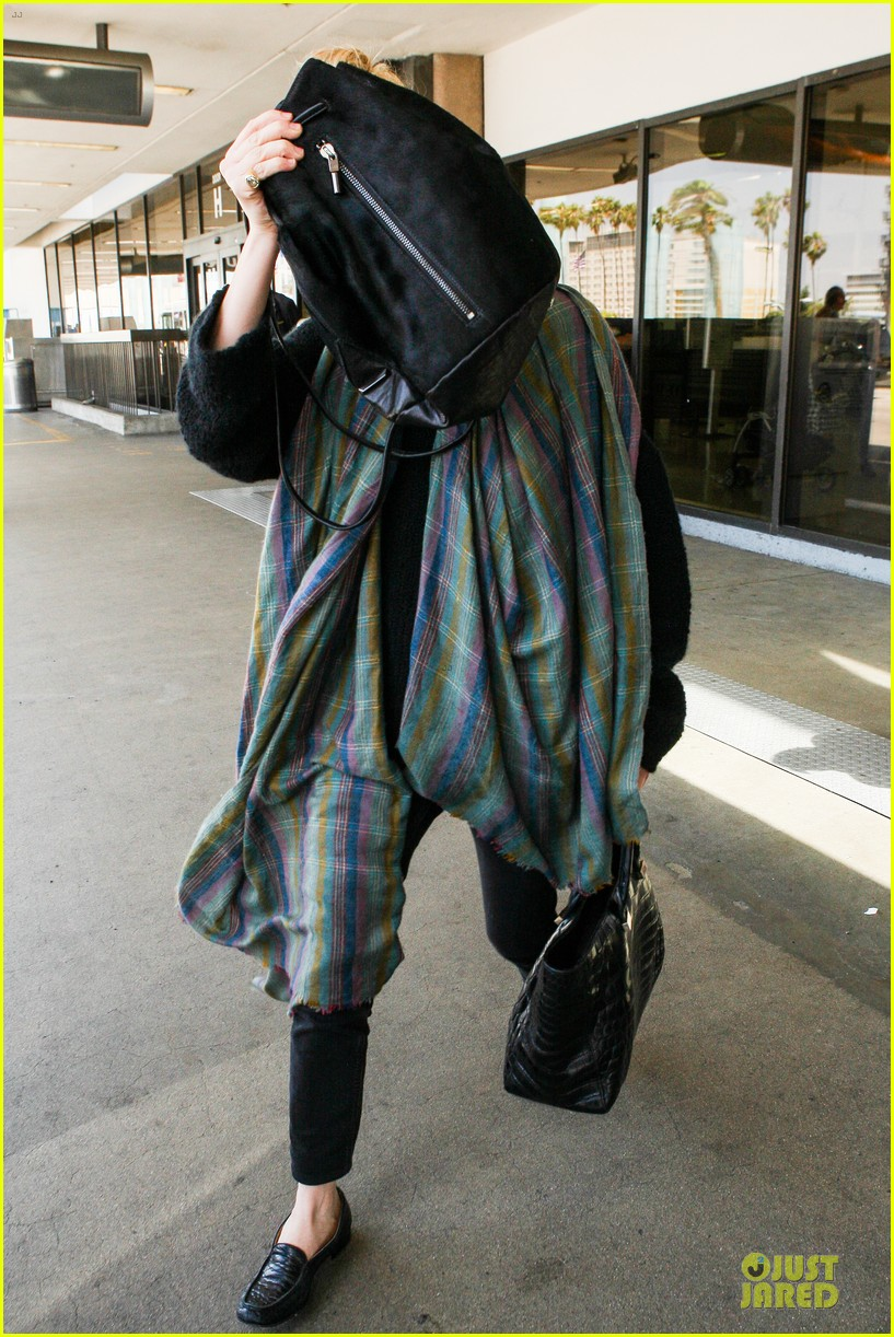 ashley olsen memorial day lax departure 05