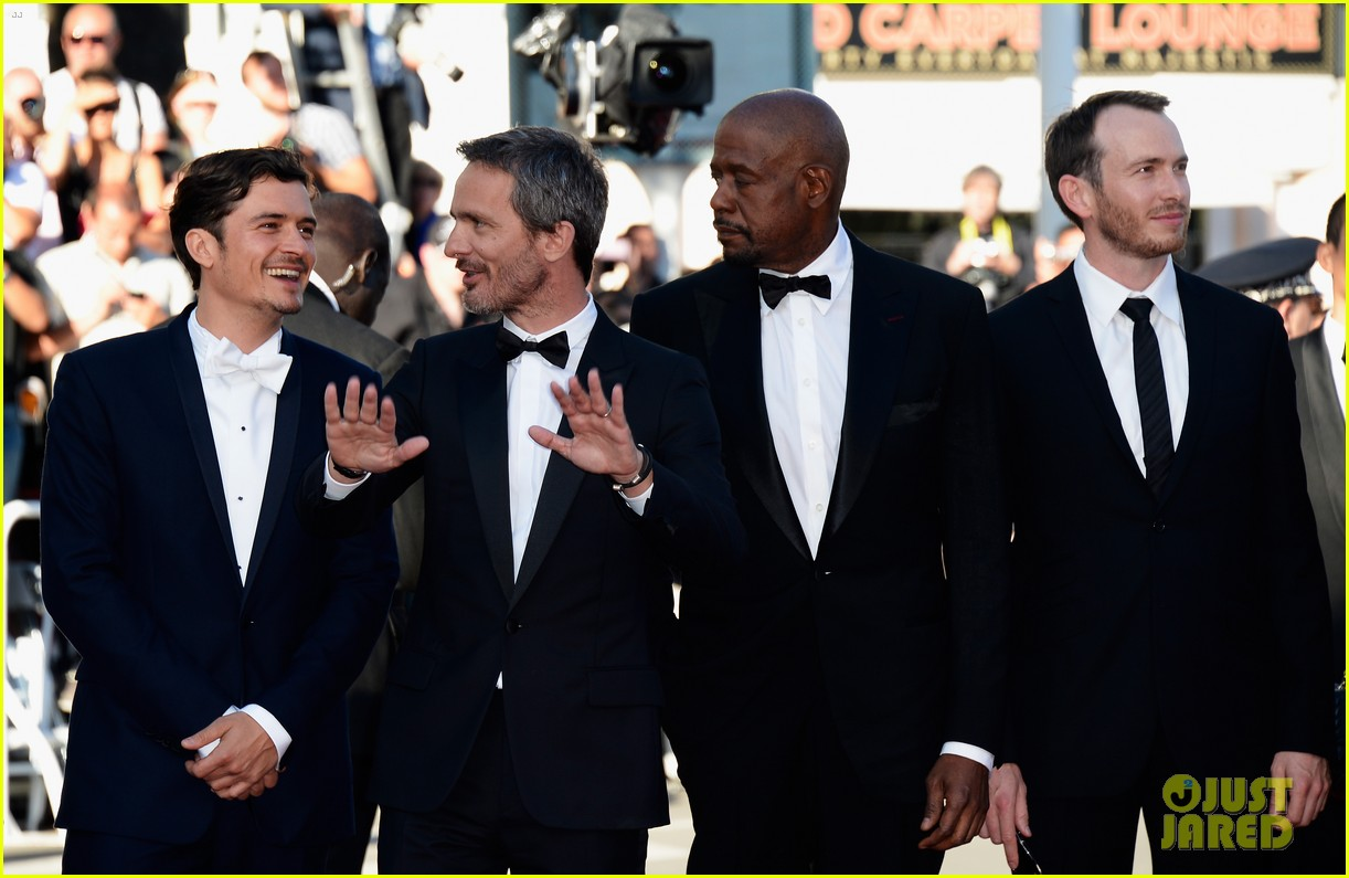 orlando bloom forest whitaker zulu cannes premiere 05