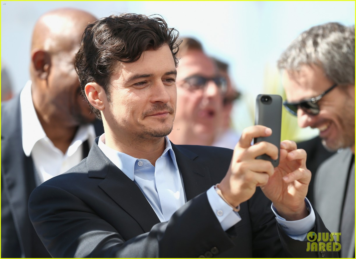 orlando bloom forest whitaker zulu photo call 082878363