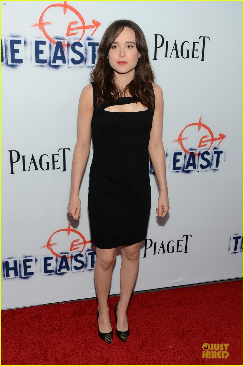 ellen page brit marling the east hollywood premiere 072879820