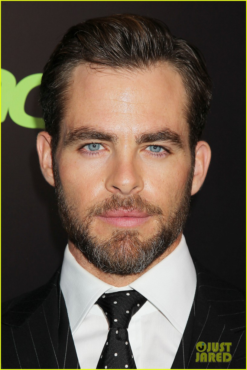 chris pine benedict cumberbatch star trek nyc screening 252867520