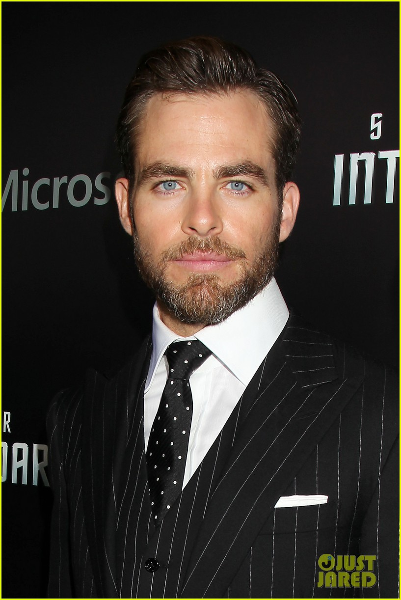 chris pine benedict cumberbatch star trek nyc screening 332867528