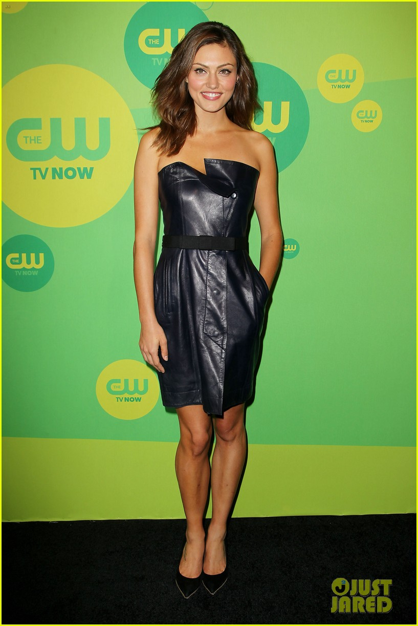 robbie amell matt lanter present new shows at cw upfront 29