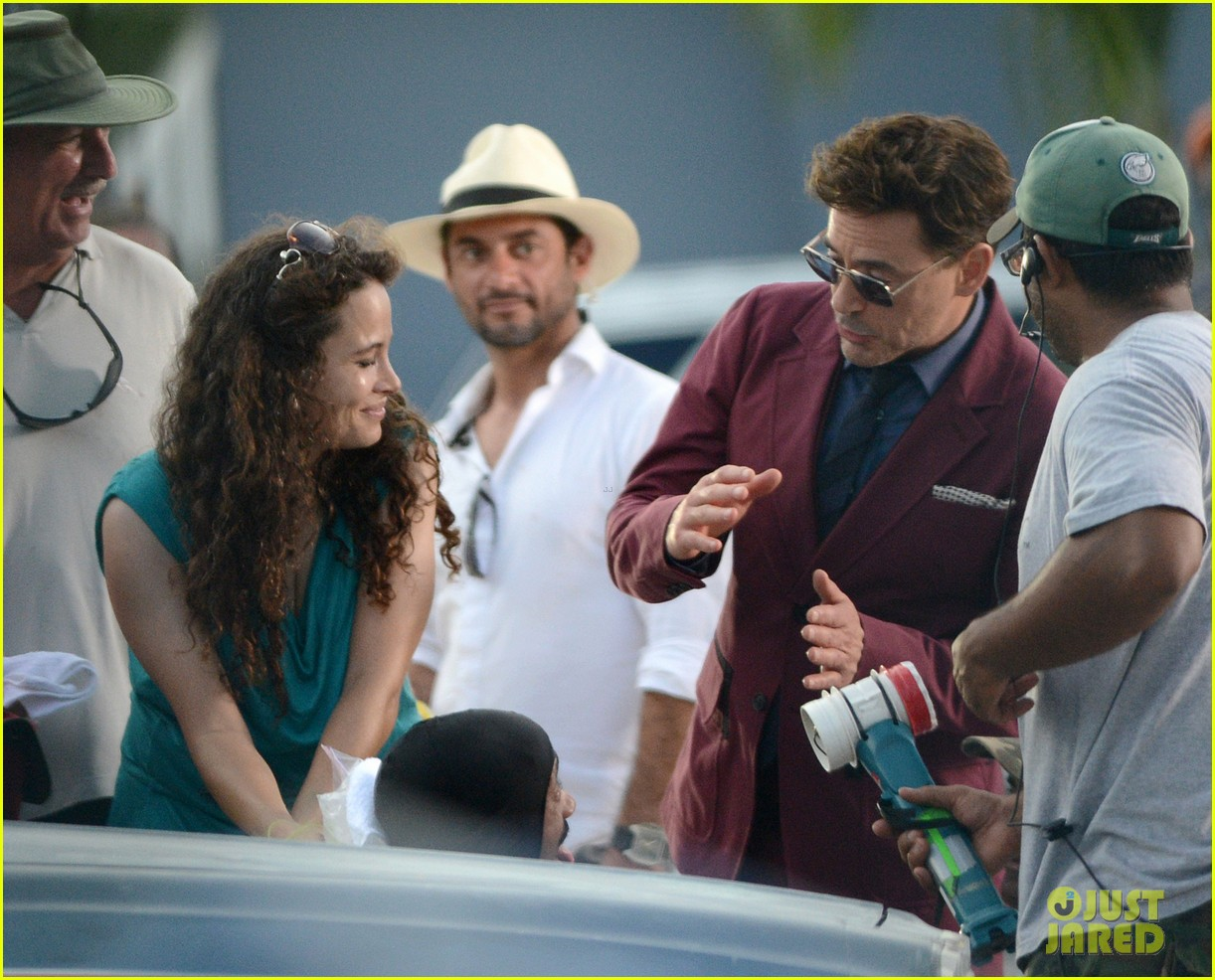 Robert Downey, Jr.: 'Iron Man 4' A Possibility in the Future? Robert Downey