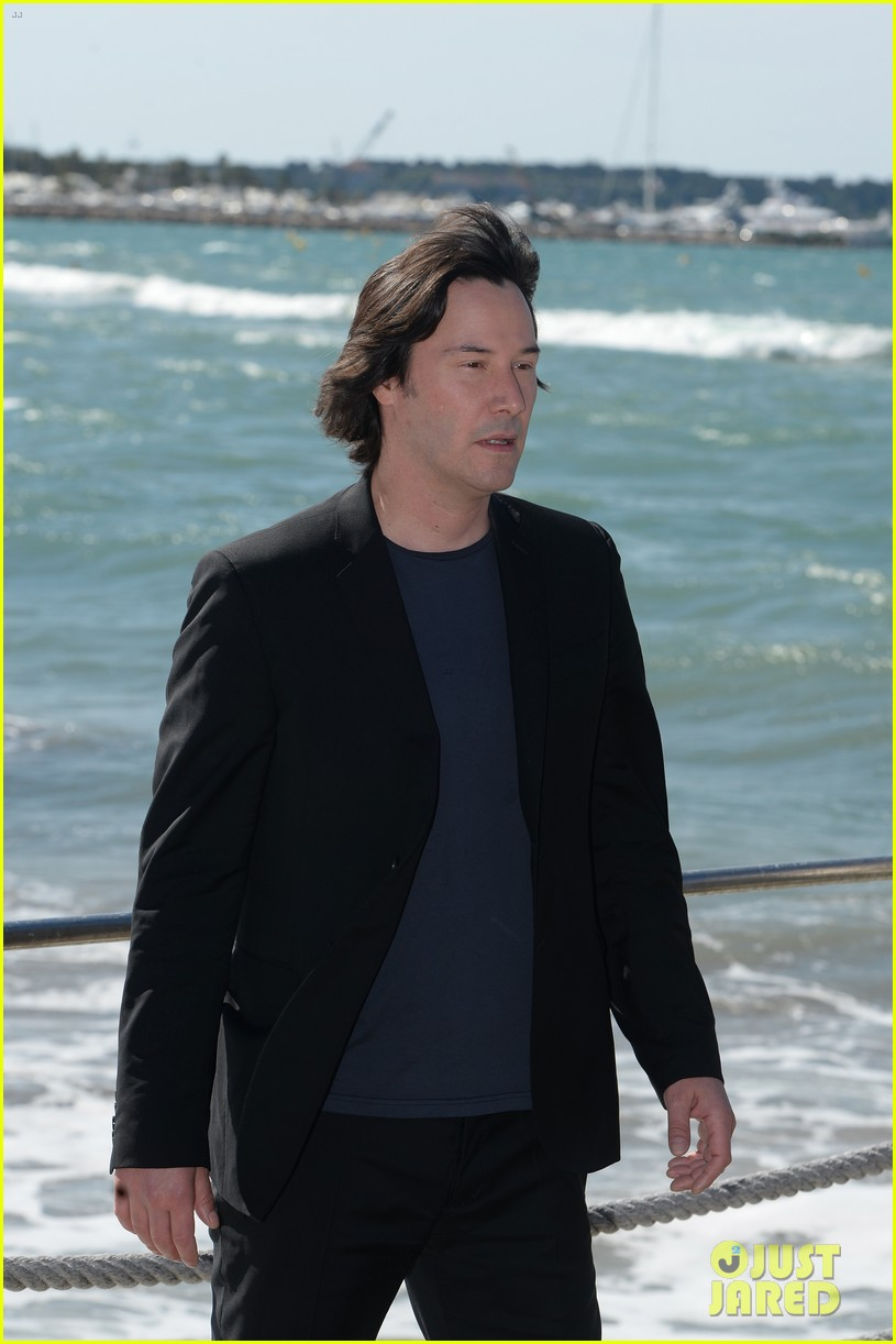 keanu reeves man of tai chi cannes photo call 122874749