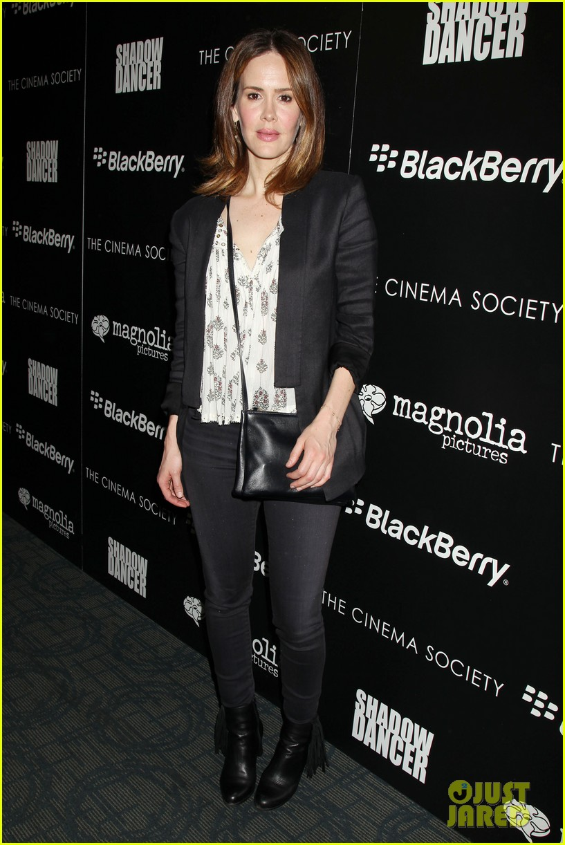 andrea riseborough clive owen shadow dancer screening 05