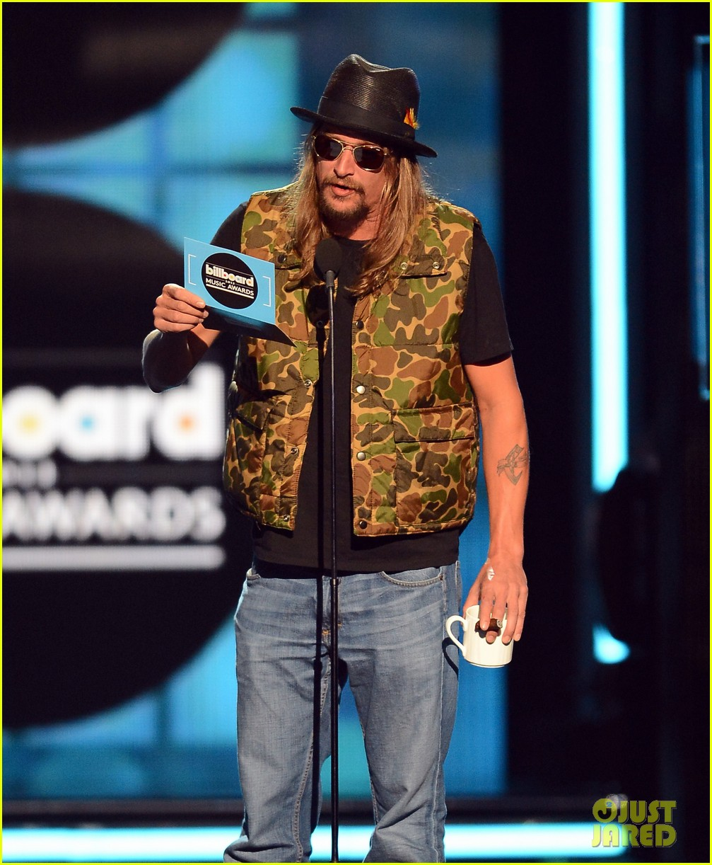 kid rock slams lip syncers at billboard music awards 2013 13