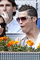 cristiano ronaldo irina shayk madrid open game after xti event 22