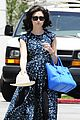 emmy rossum shows off curly hair after salon appointment 19