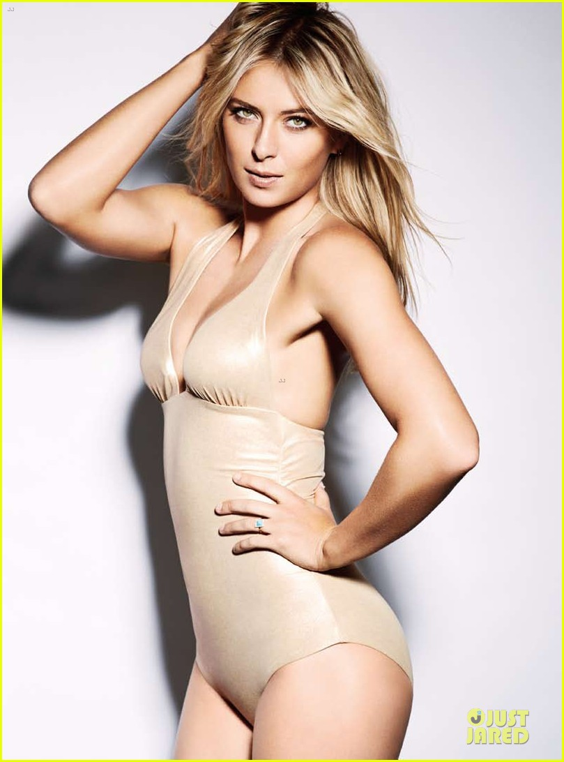maria sharapova covers esquire latin america 05