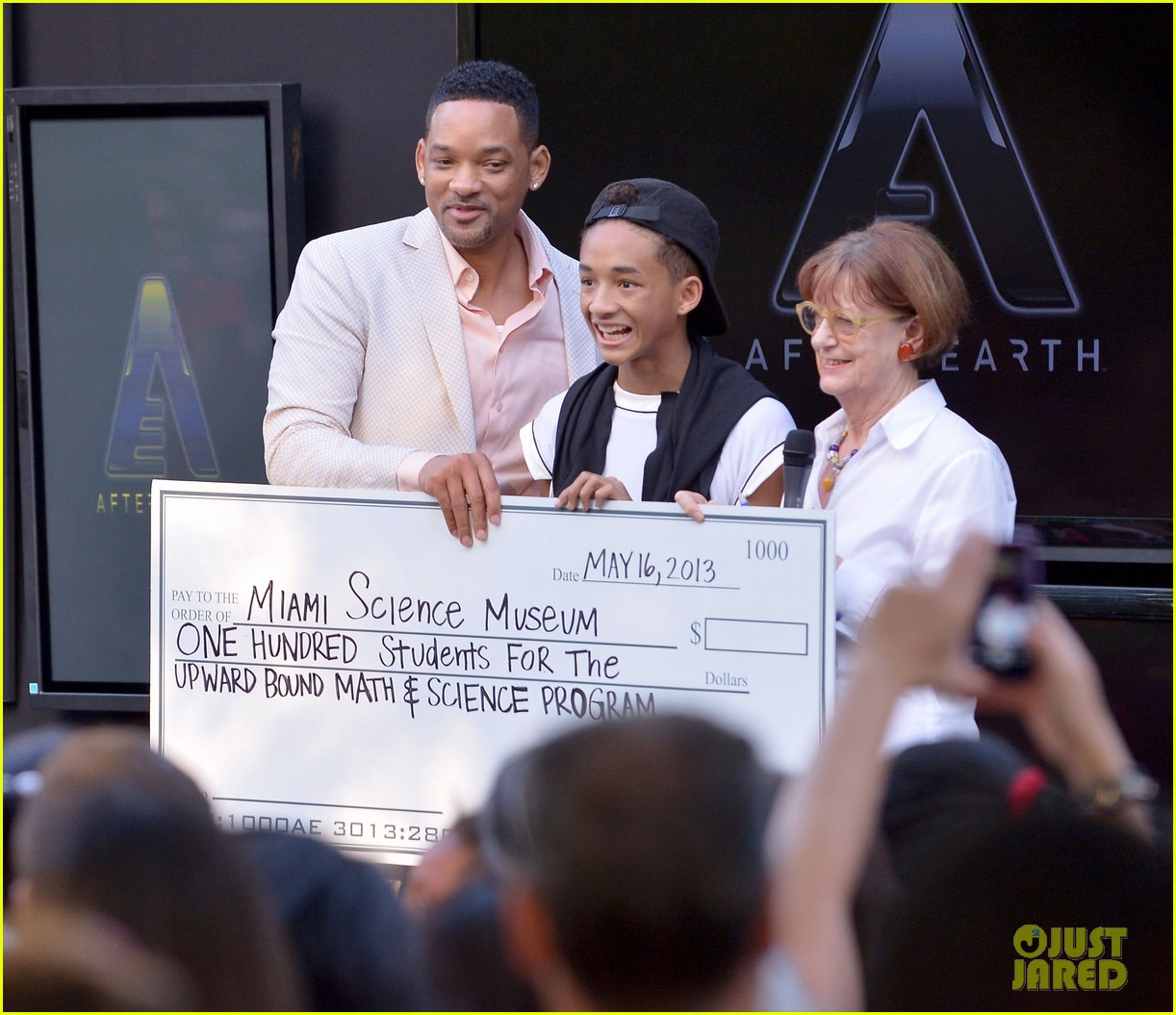 will jaden smith after earth day in miami 14