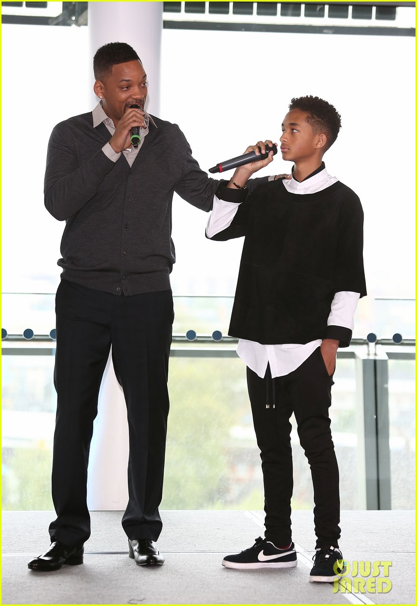 will smith cityhall celebration with jaden smith 03