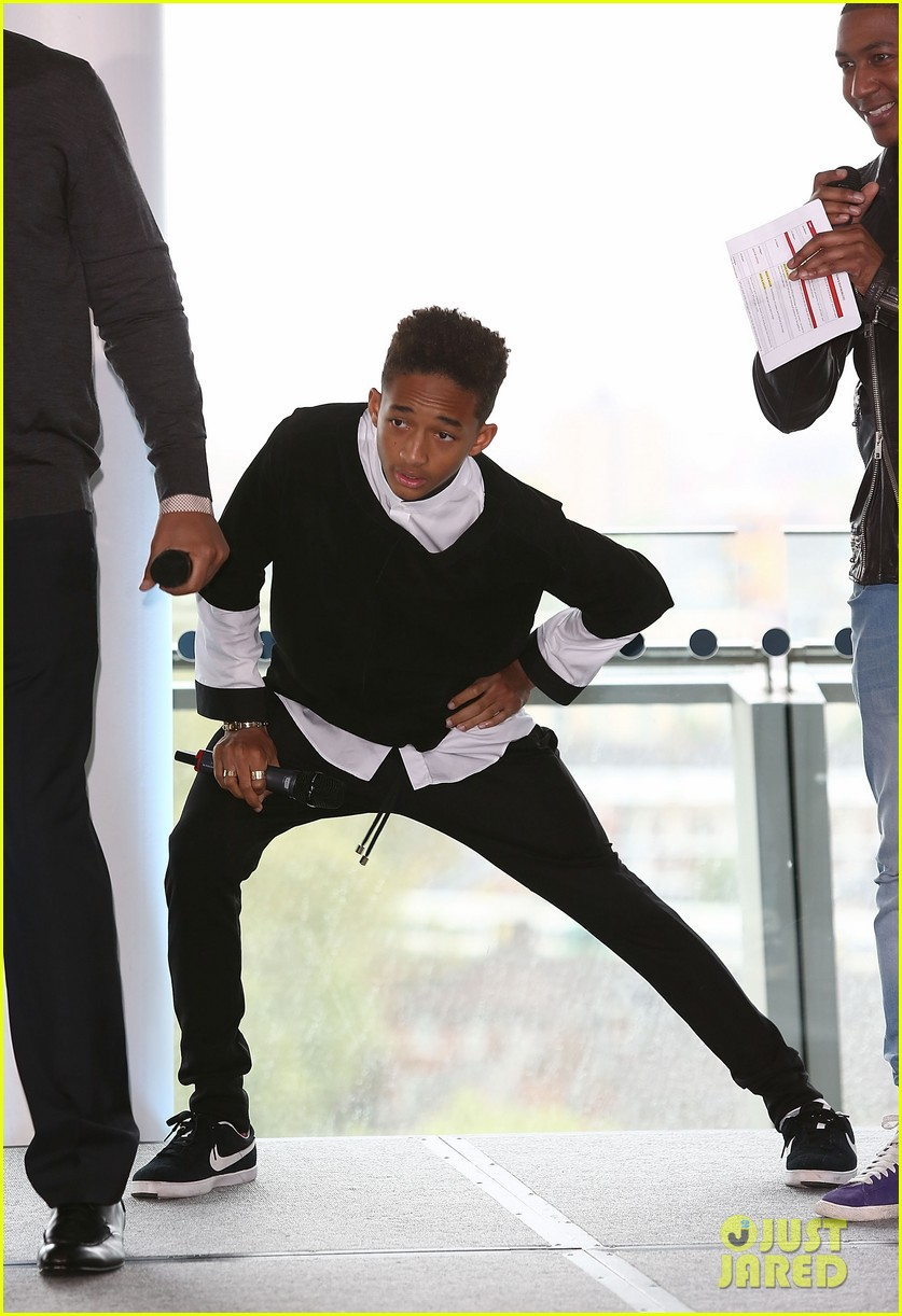 will smith cityhall celebration with jaden smith 072877468