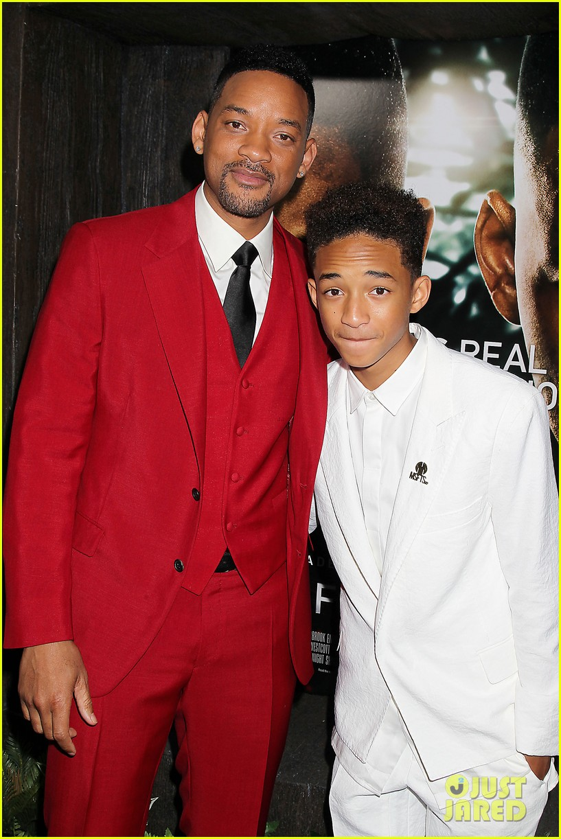jada will smith after earth premiere with willow jada trey 02