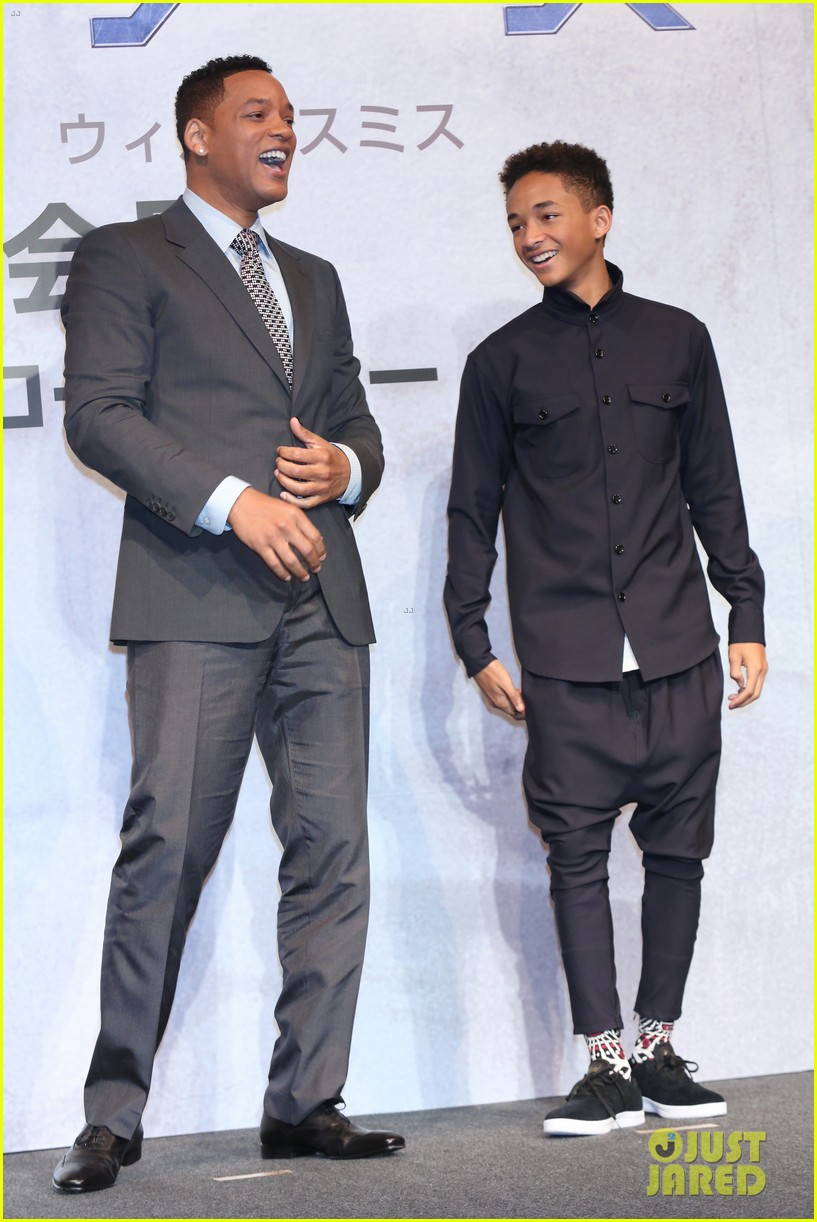 will jaden smith after earth tokyo press conference 09