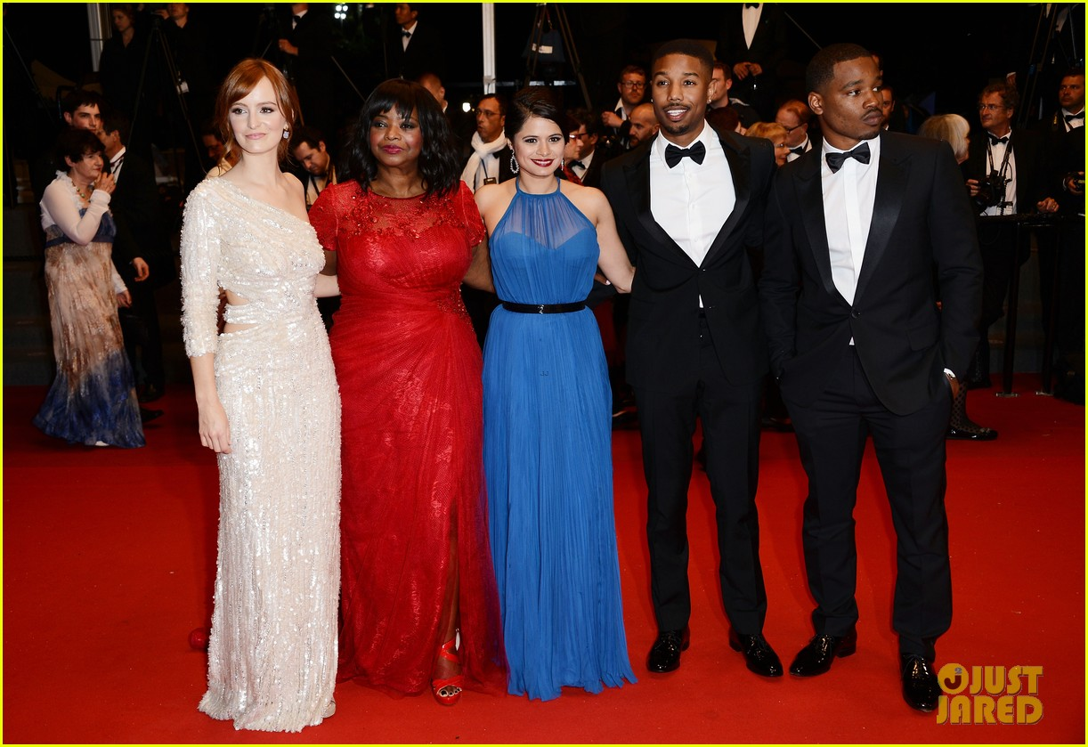octavia spencer michael b jordan fruitvale station at cannes 302872252
