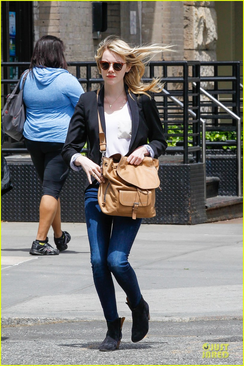emma stone andrew garfield separate new york strolls 252872641