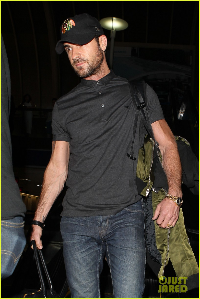 justin theroux from new york to lax 07