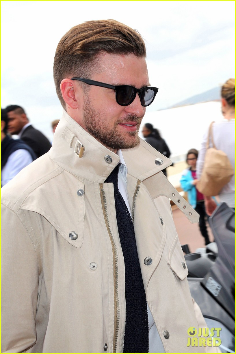 justin timberlake torch cannes spinning gold celebration 092870914