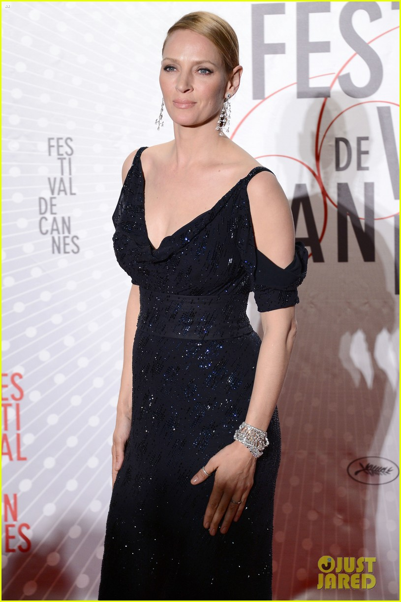 uma thurman palme d or winners dinner at cannes 212878660