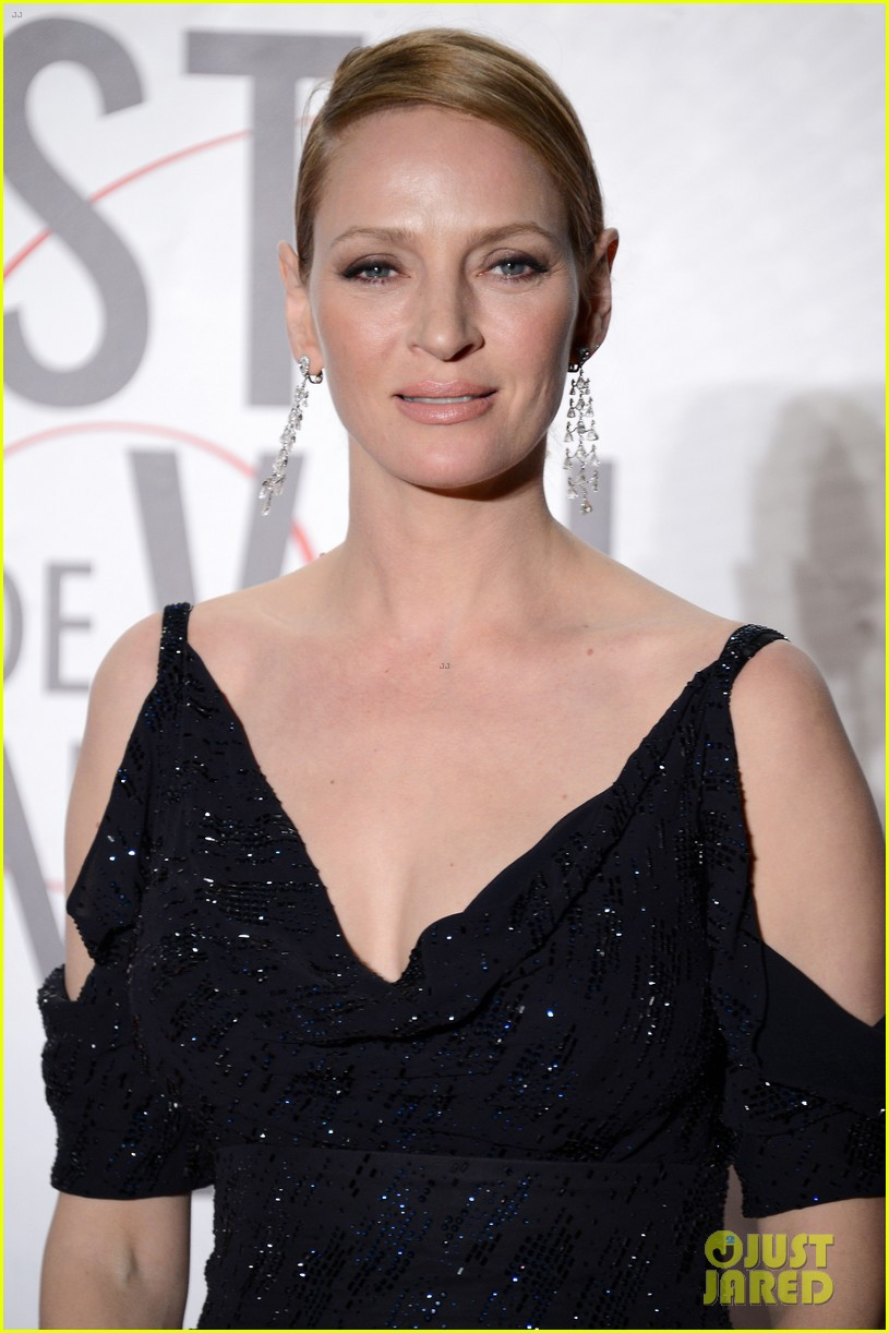 uma thurman palme d or winners dinner at cannes 252878664