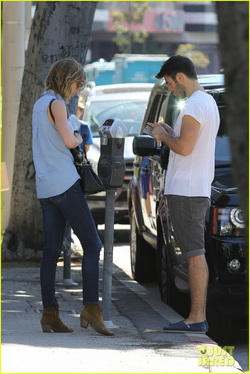 emily vancamp post birthday outings 15
