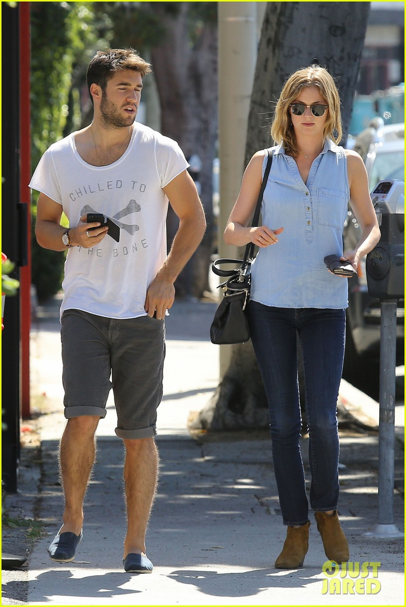 emily vancamp post birthday outings 16