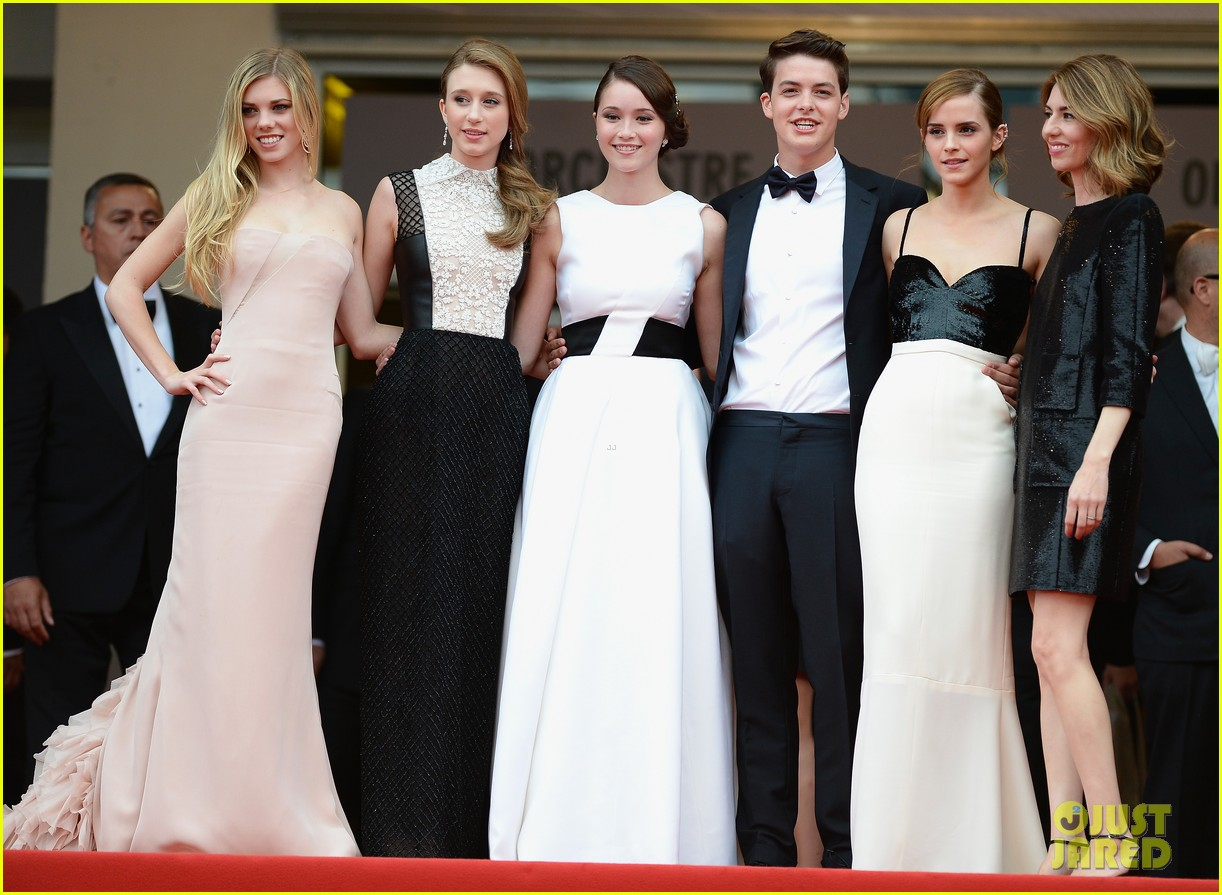 emma watson bling ring cannes premiere 04