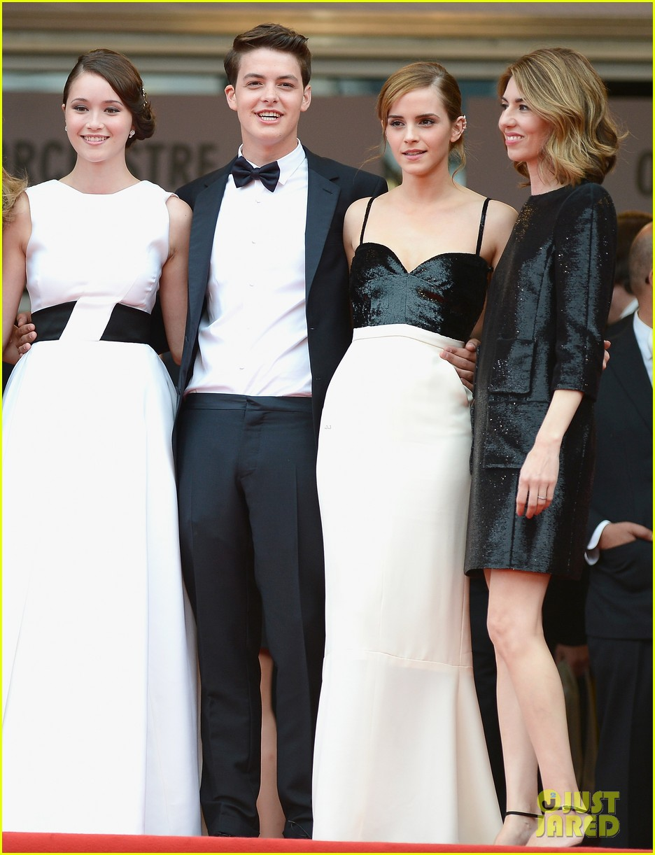 emma watson bling ring cannes premiere 15