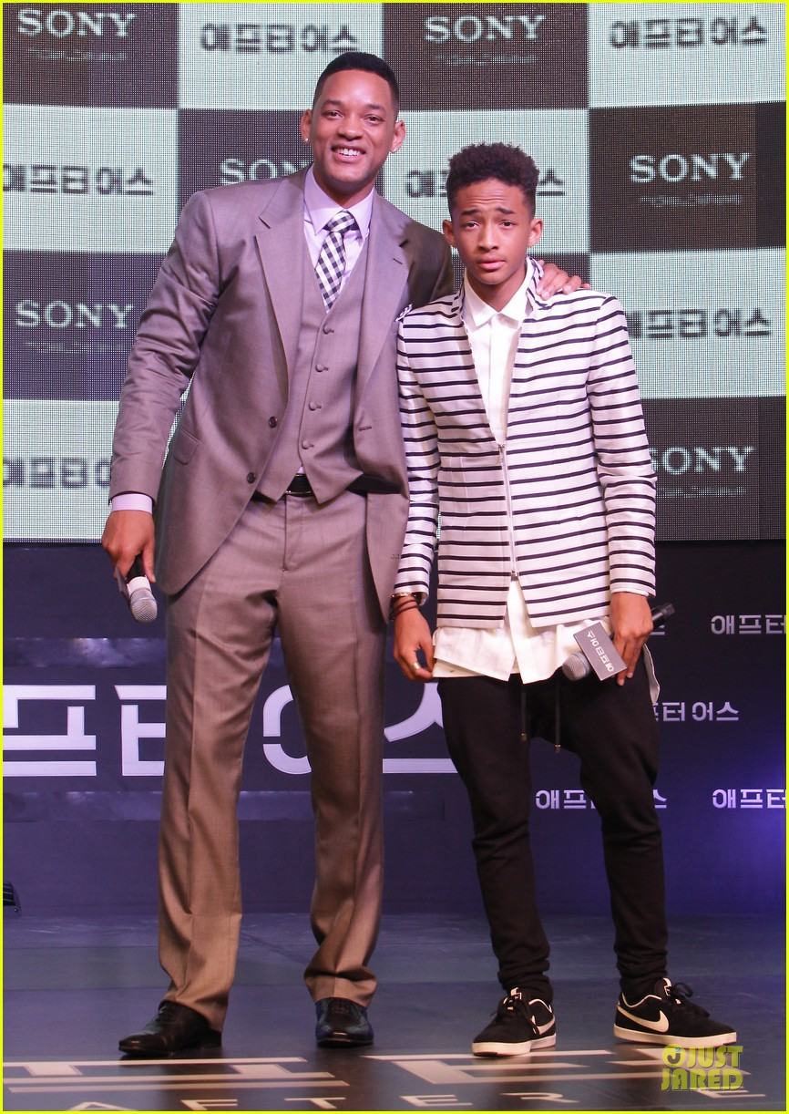 will jaden smith after earth korea premiere 132866073