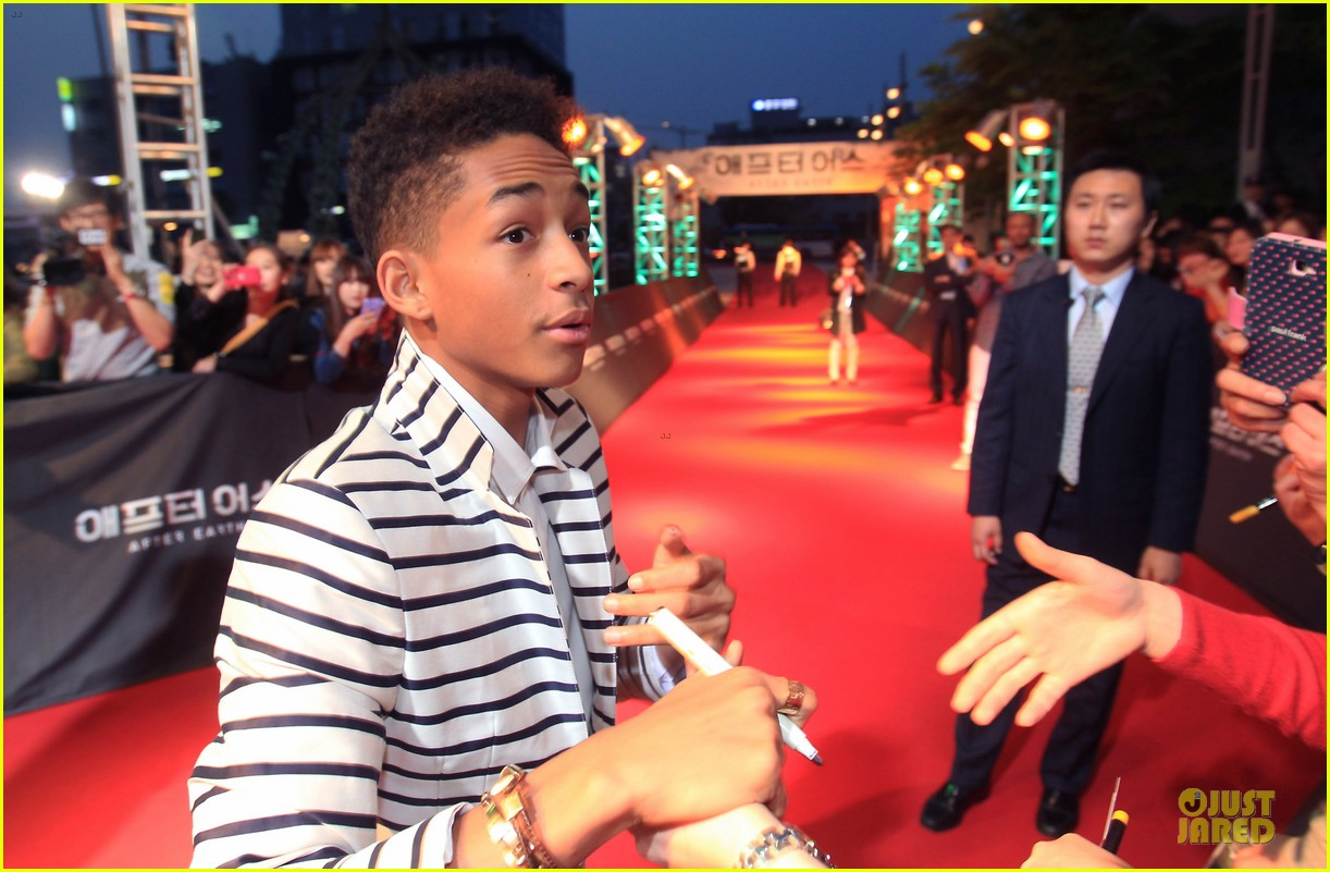 will jaden smith after earth korea premiere 192866079