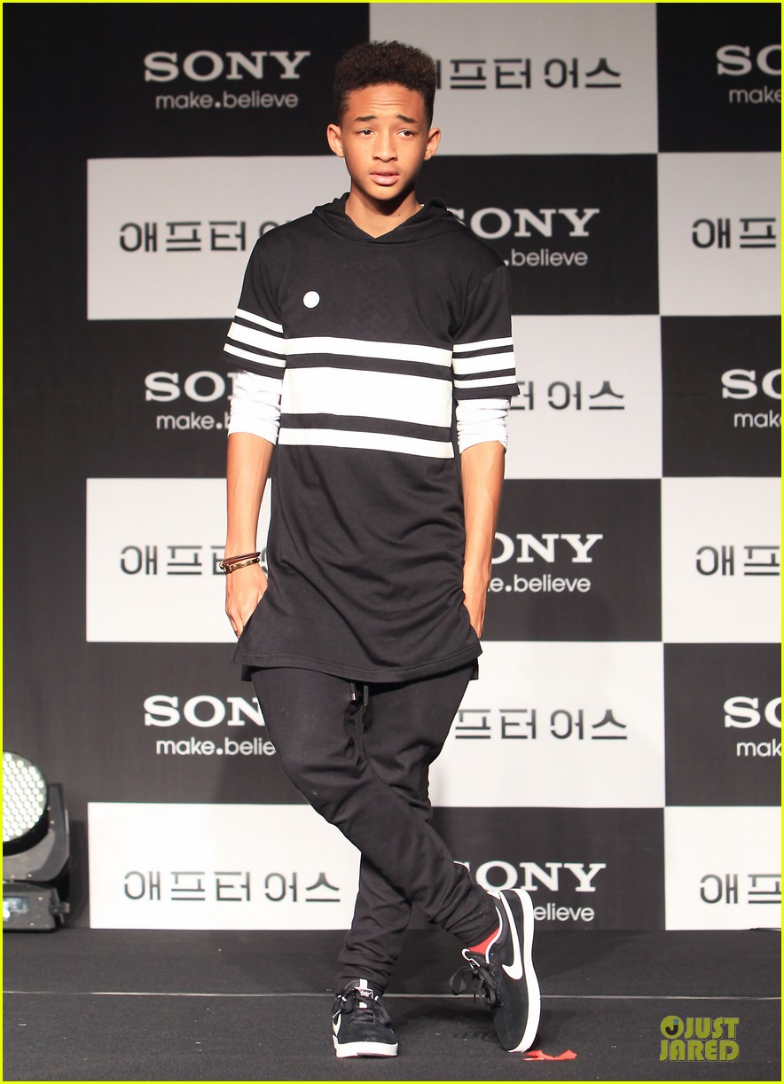 will jaden smith after earth korea premiere 24