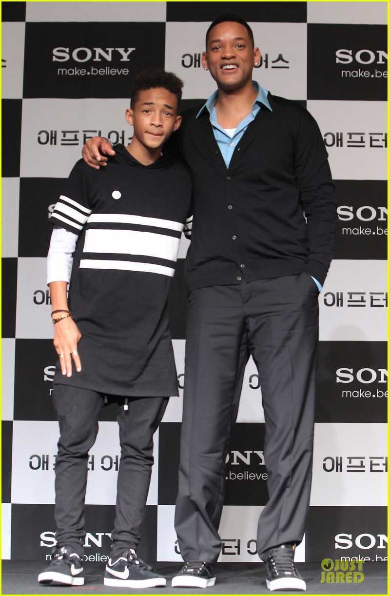 will jaden smith after earth korea premiere 34