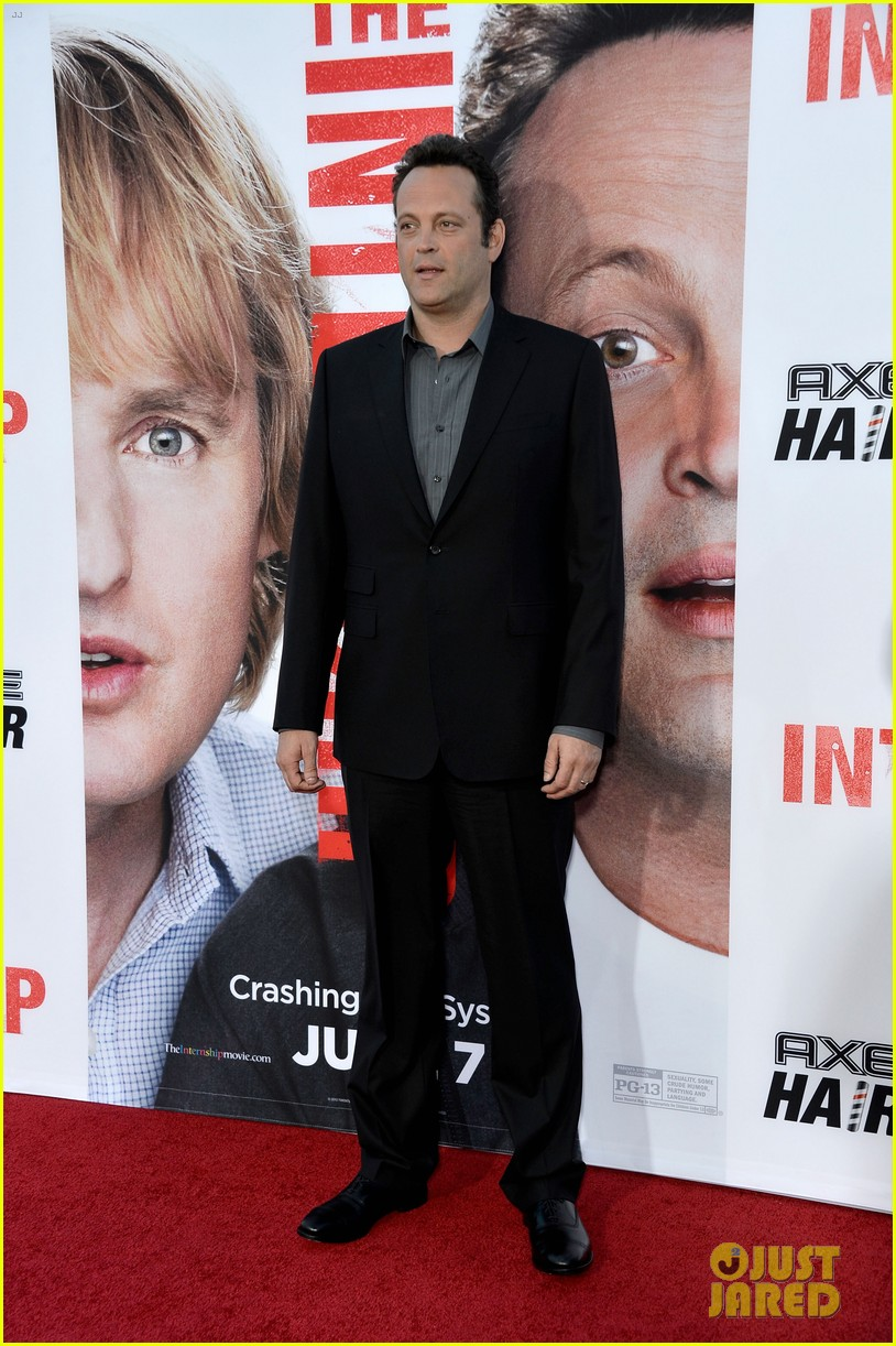 owen wilson vince vaughn the internship premiere 09