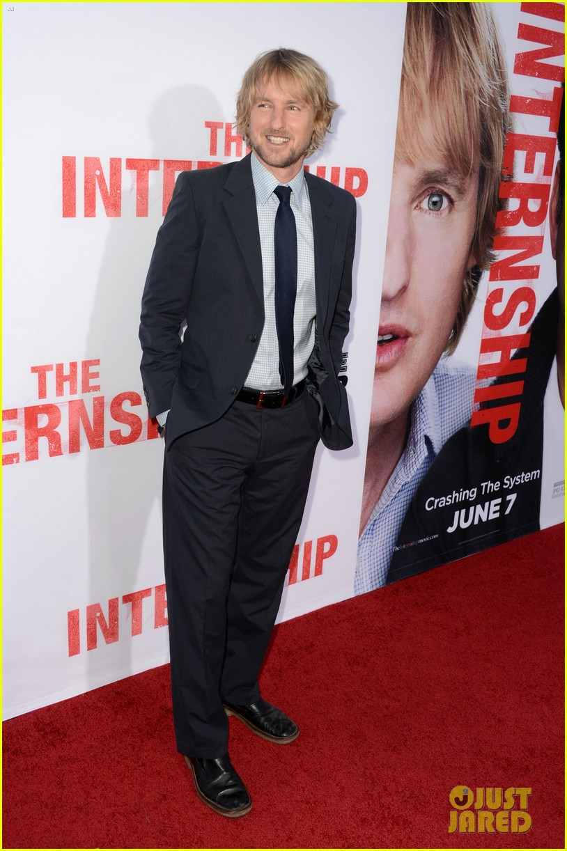 owen wilson vince vaughn the internship premiere 20