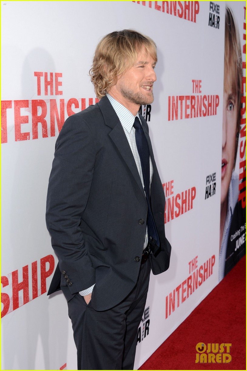 owen wilson vince vaughn the internship premiere 21