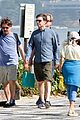 zach galifianakis ed helms shirtless beach day with bradley cooper 40
