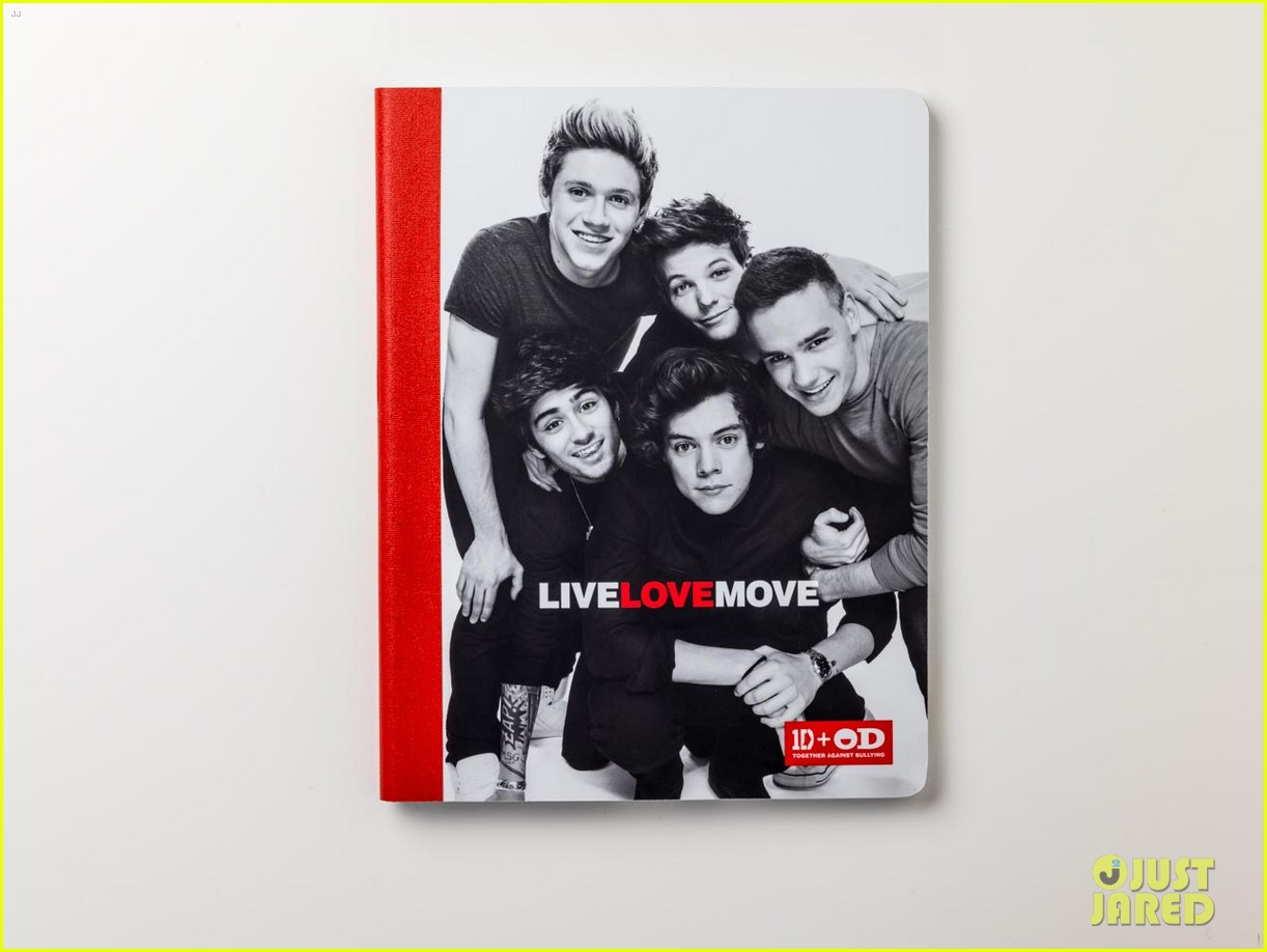one direction office depot 012888287