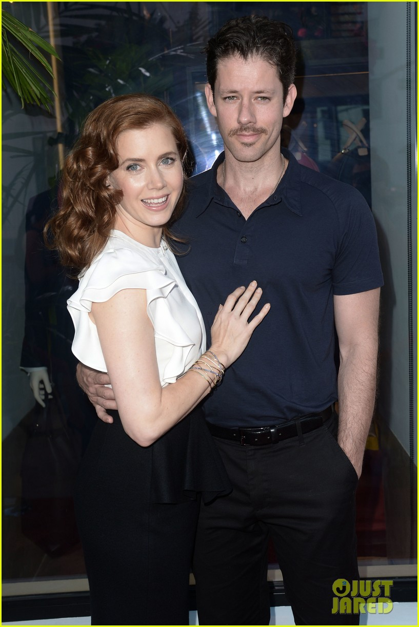 amy adams carolina herrera boutique opening 032899275