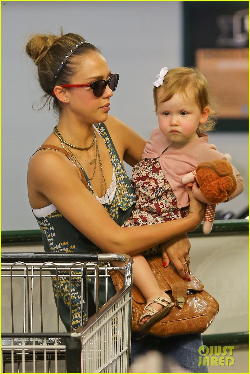 jessica alba so in love with cash warren 04