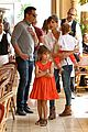jessica alba cash warren honors kindergarten graduation lunch 01