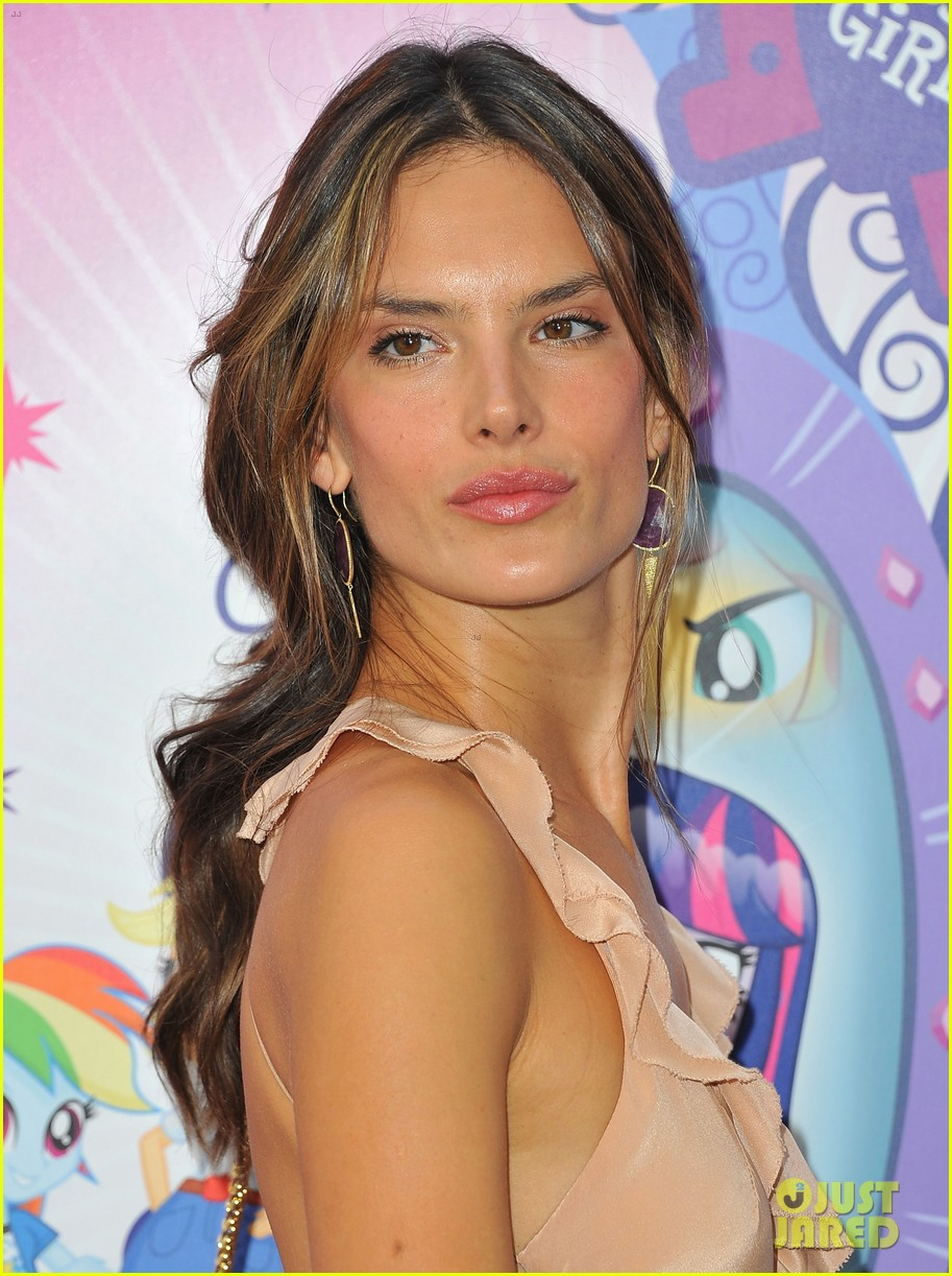 alessandra ambrosio my little pony premiere after anja graduation 072892133