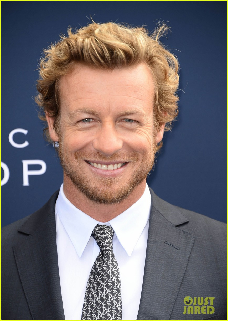 simon baker film